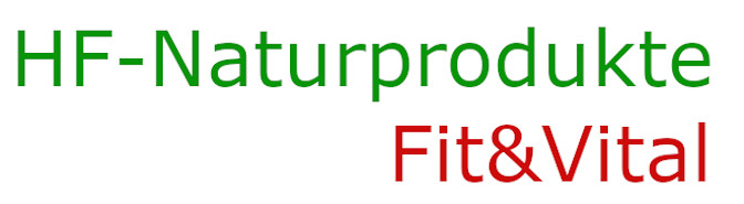HF-Naturprodukte Fit & Vital-Logo